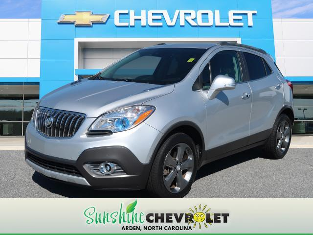 used 2014 Buick Encore car, priced at $16,003