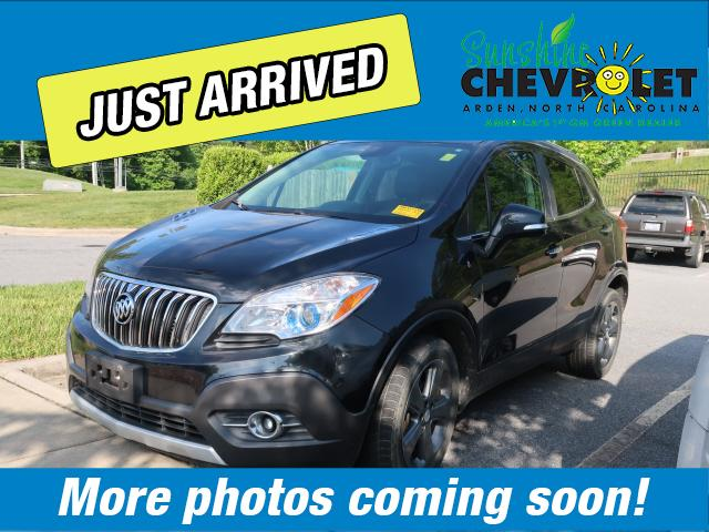used 2014 Buick Encore car, priced at $14,864