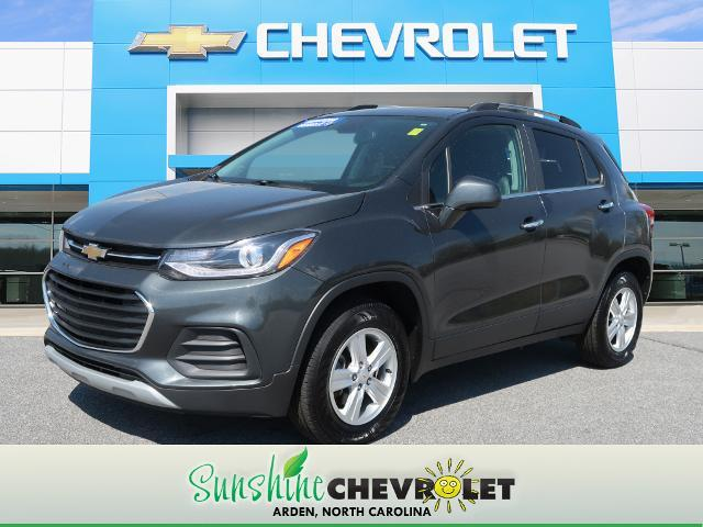used 2017 Chevrolet Trax car, priced at $17,661