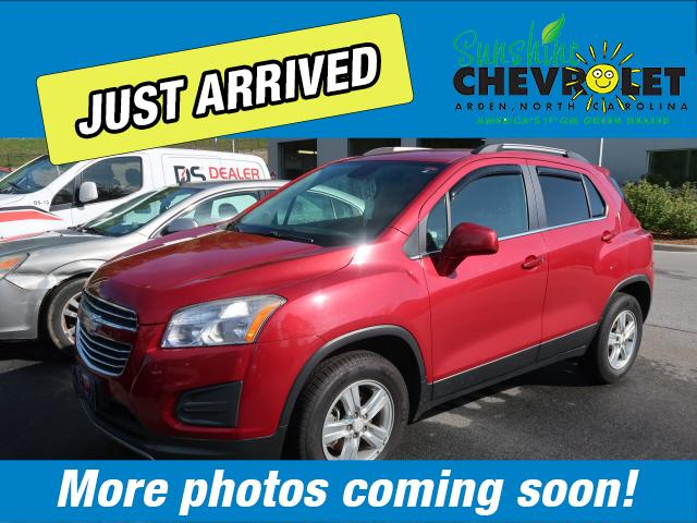 used 2015 Chevrolet Trax car, priced at $13,451