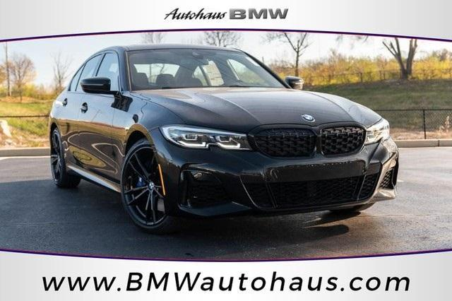 used 2021 BMW M340 car, priced at $59,020