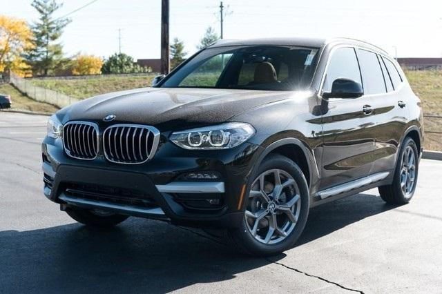 used 2021 BMW X3 car, priced at $49,158