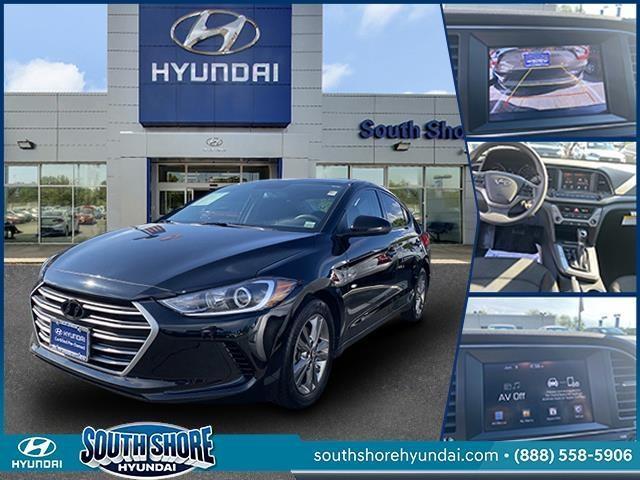 used 2018 Hyundai Elantra car, priced at $12,298