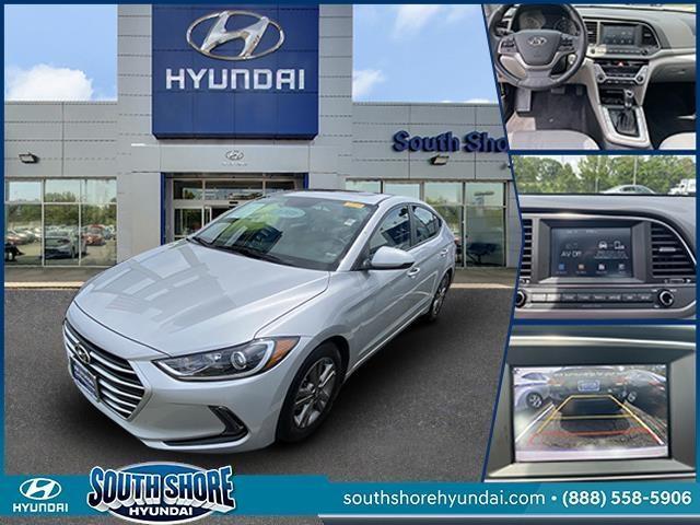 used 2018 Hyundai Elantra car, priced at $12,598