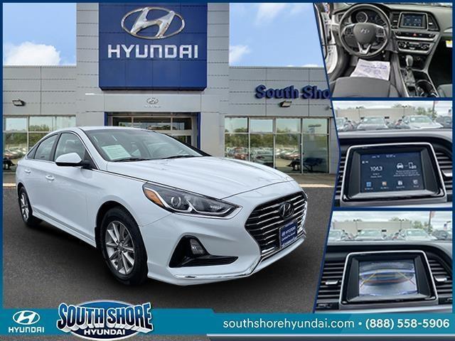 used 2018 Hyundai Sonata car, priced at $14,998
