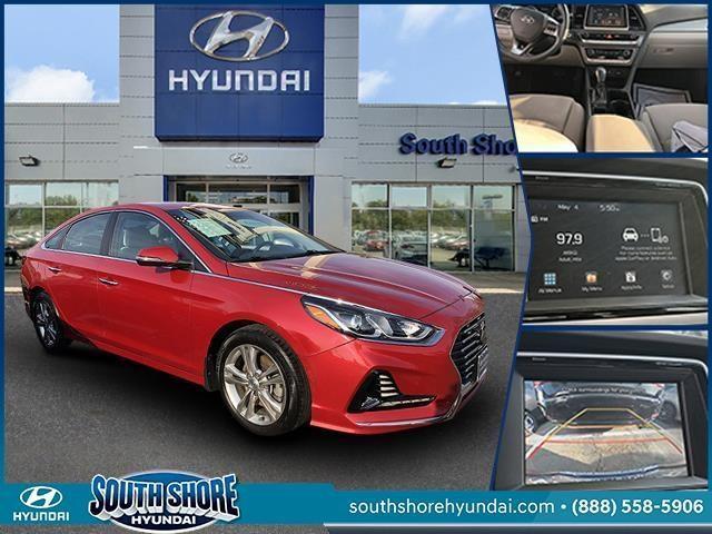 used 2018 Hyundai Sonata car, priced at $13,998