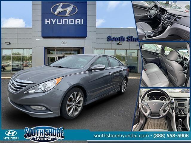 used 2014 Hyundai Sonata car, priced at $11,798