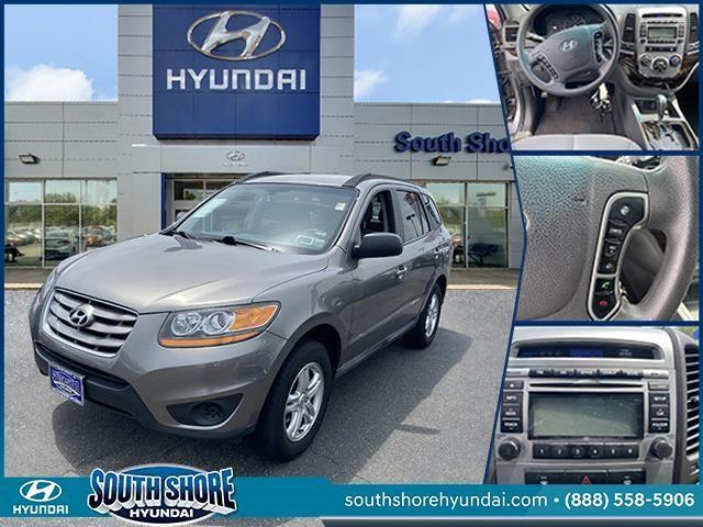 used 2011 Hyundai Santa Fe car, priced at $7,798