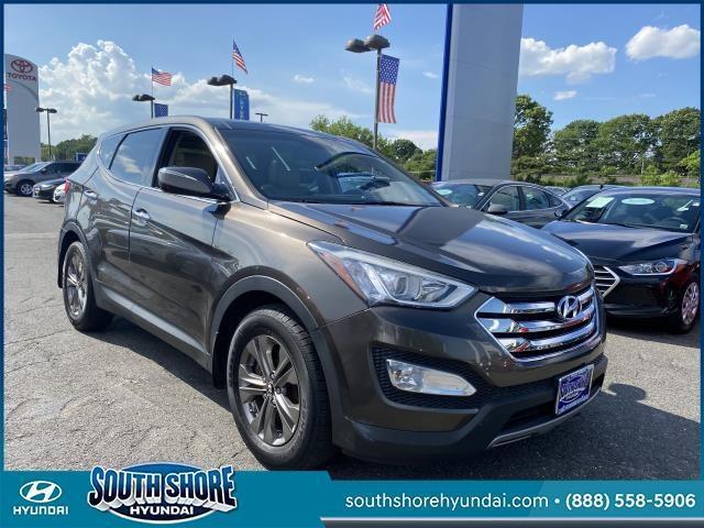used 2013 Hyundai Santa Fe car, priced at $13,398