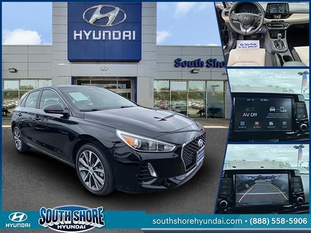 used 2018 Hyundai Elantra GT car, priced at $13,598