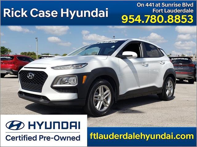 used 2019 Hyundai Kona car, priced at $17,987
