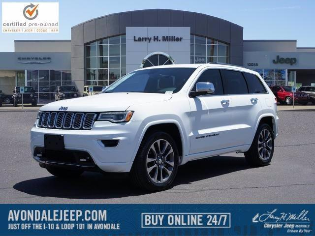 used 2018 Jeep Grand Cherokee car, priced at $38,998