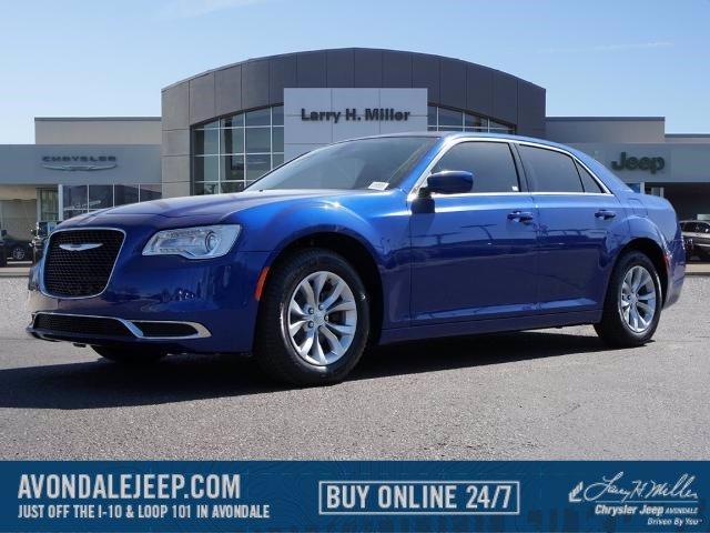 new 2021 Chrysler 300 car, priced at $30,276