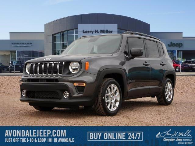 new 2020 Jeep Renegade car, priced at $21,969