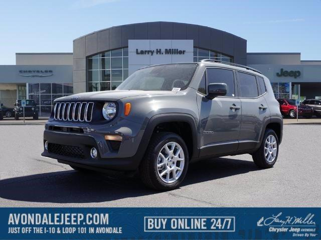 new 2021 Jeep Renegade car, priced at $25,774