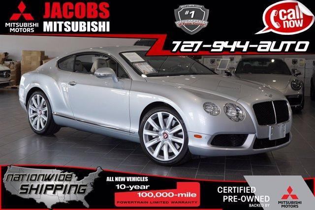 used 2014 Bentley Continental GT car, priced at $97,741