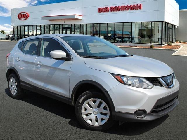 used 2018 Nissan Rogue Sport car, priced at $15,500
