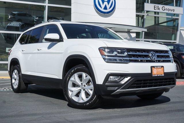 used 2018 Volkswagen Atlas car, priced at $28,488