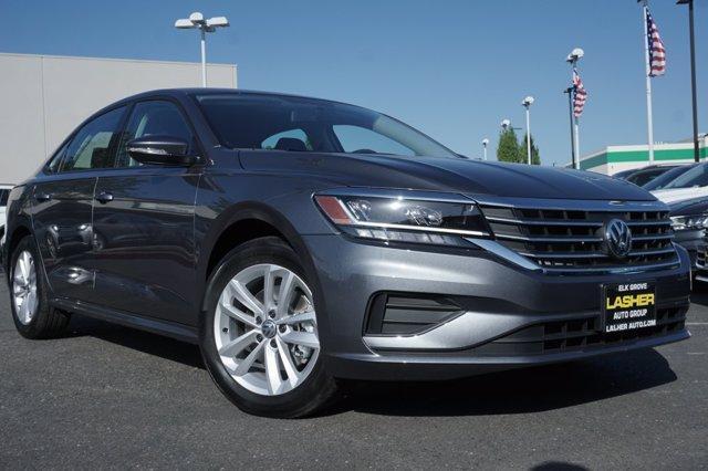 new 2021 Volkswagen Passat car, priced at $25,260