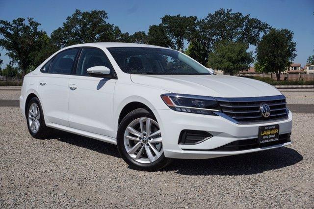 new 2021 Volkswagen Passat car, priced at $25,440