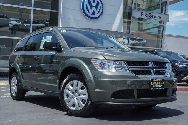 used 2018 Dodge Journey car, priced at $20,777