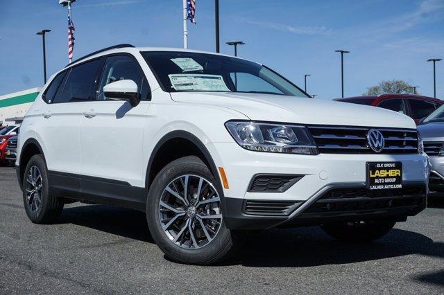new 2021 Volkswagen Tiguan car, priced at $28,010