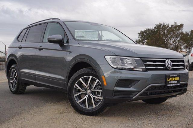 new 2021 Volkswagen Tiguan car, priced at $26,760