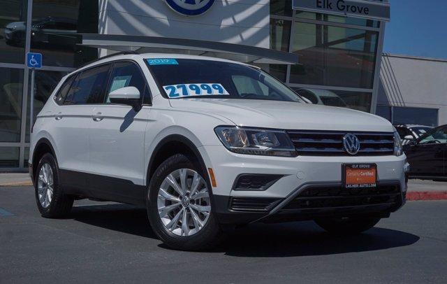 used 2019 Volkswagen Tiguan car, priced at $27,999