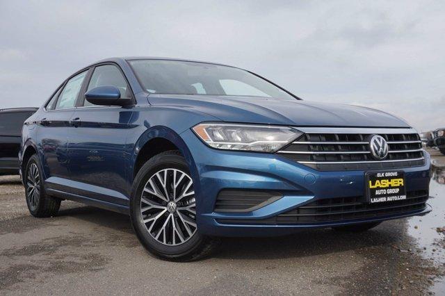 new 2021 Volkswagen Jetta car, priced at $21,560