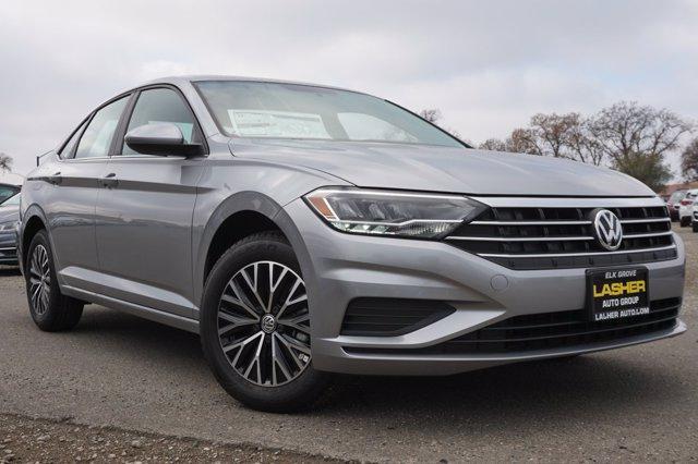 new 2021 Volkswagen Jetta car, priced at $21,060
