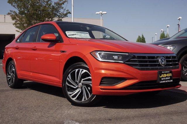 new 2021 Volkswagen Jetta car, priced at $27,694