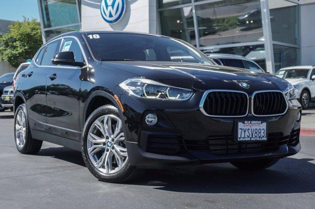 used 2018 BMW X2 car, priced at $26,404