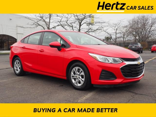 used 2019 Chevrolet Cruze car, priced at $13,400