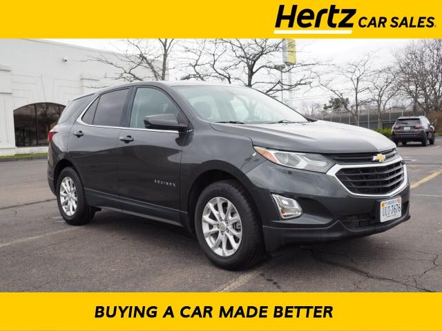 used 2019 Chevrolet Equinox car, priced at $18,500