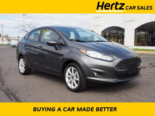 used 2019 Ford Fiesta car, priced at $11,750