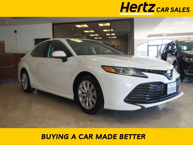 used 2019 Toyota Camry car, priced at $19,000