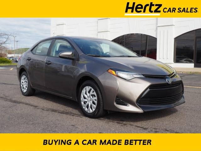 used 2018 Toyota Corolla car, priced at $14,000
