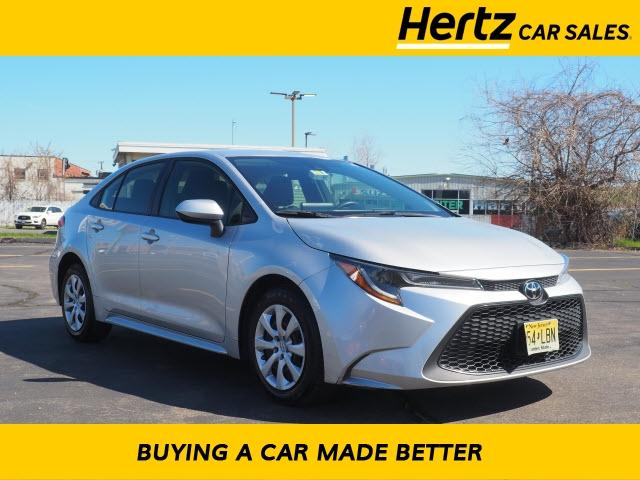 used 2020 Toyota Corolla car, priced at $14,800
