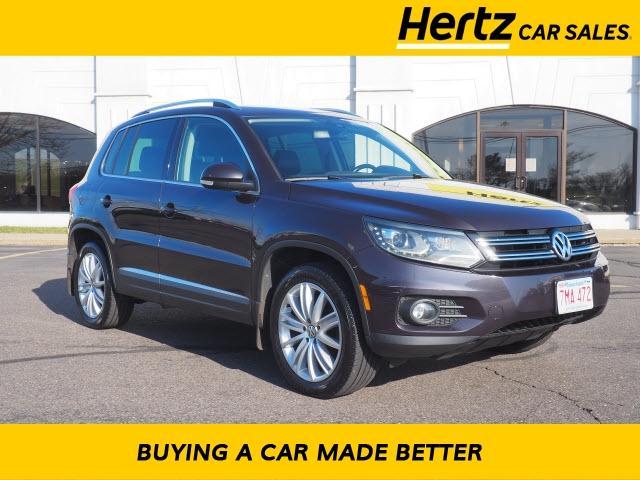used 2016 Volkswagen Tiguan car, priced at $12,000
