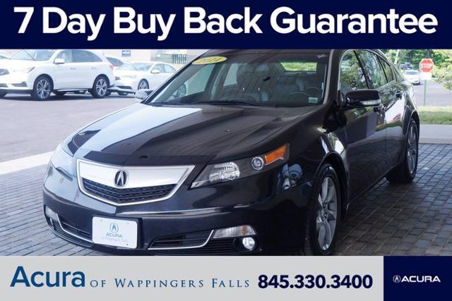 used 2014 Acura TL car, priced at $13,795