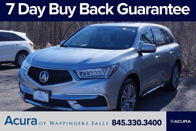used 2018 Acura MDX car, priced at $32,550