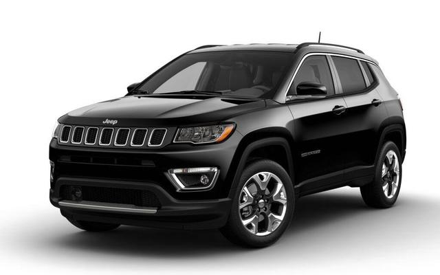 new 2021 Jeep Compass car, priced at $28,035