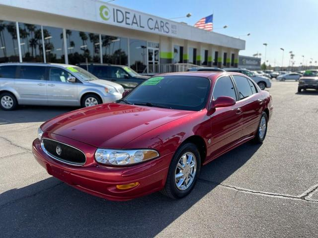 used 2004 Buick LeSabre car, priced at $5,491