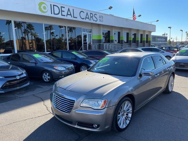 used 2014 Chrysler 300C car