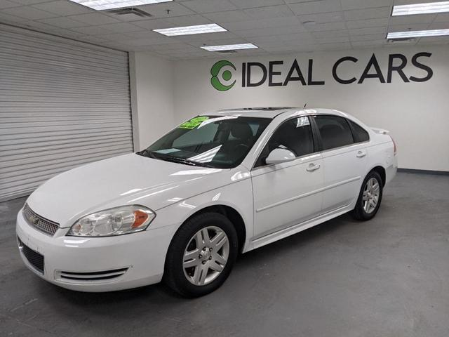 used 2012 Chevrolet Impala car, priced at $6,991
