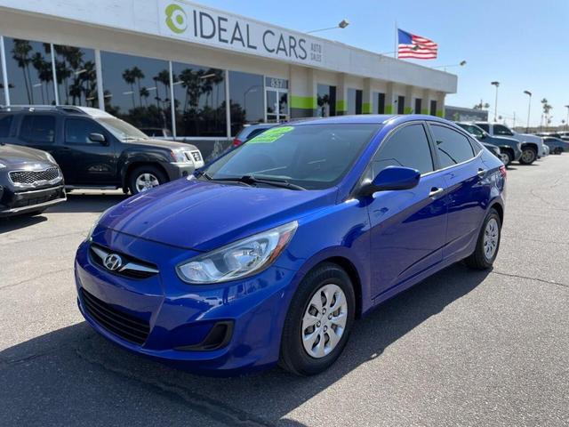 used 2012 Hyundai Accent car, priced at $7,291