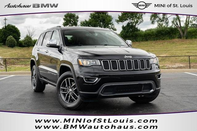 used 2018 Jeep Grand Cherokee car, priced at $34,600