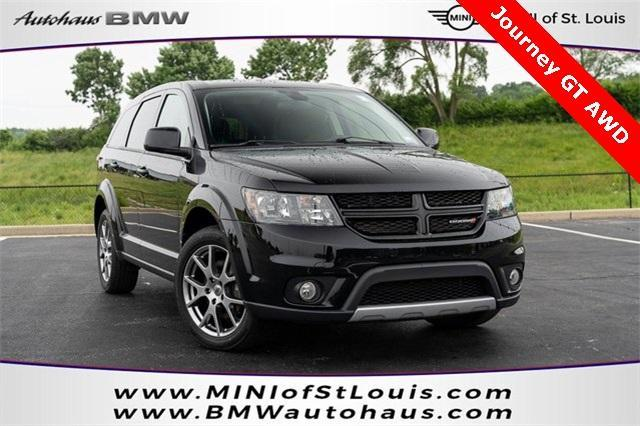 used 2018 Dodge Journey car, priced at $25,100