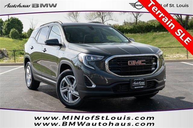 used 2018 GMC Terrain car, priced at $25,900