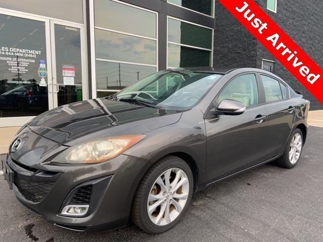 used 2010 Mazda Mazda3 car, priced at $8,300